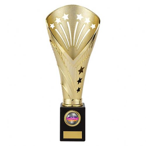 All Stars Super Rapid Trophy Gold 305mm